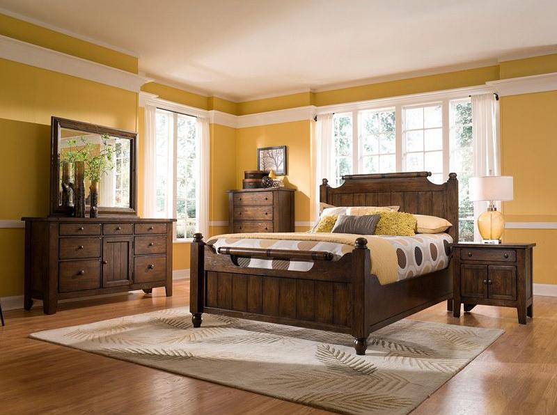 Attic Rustic Rustic Oak By Broyhill Furniture Baer S