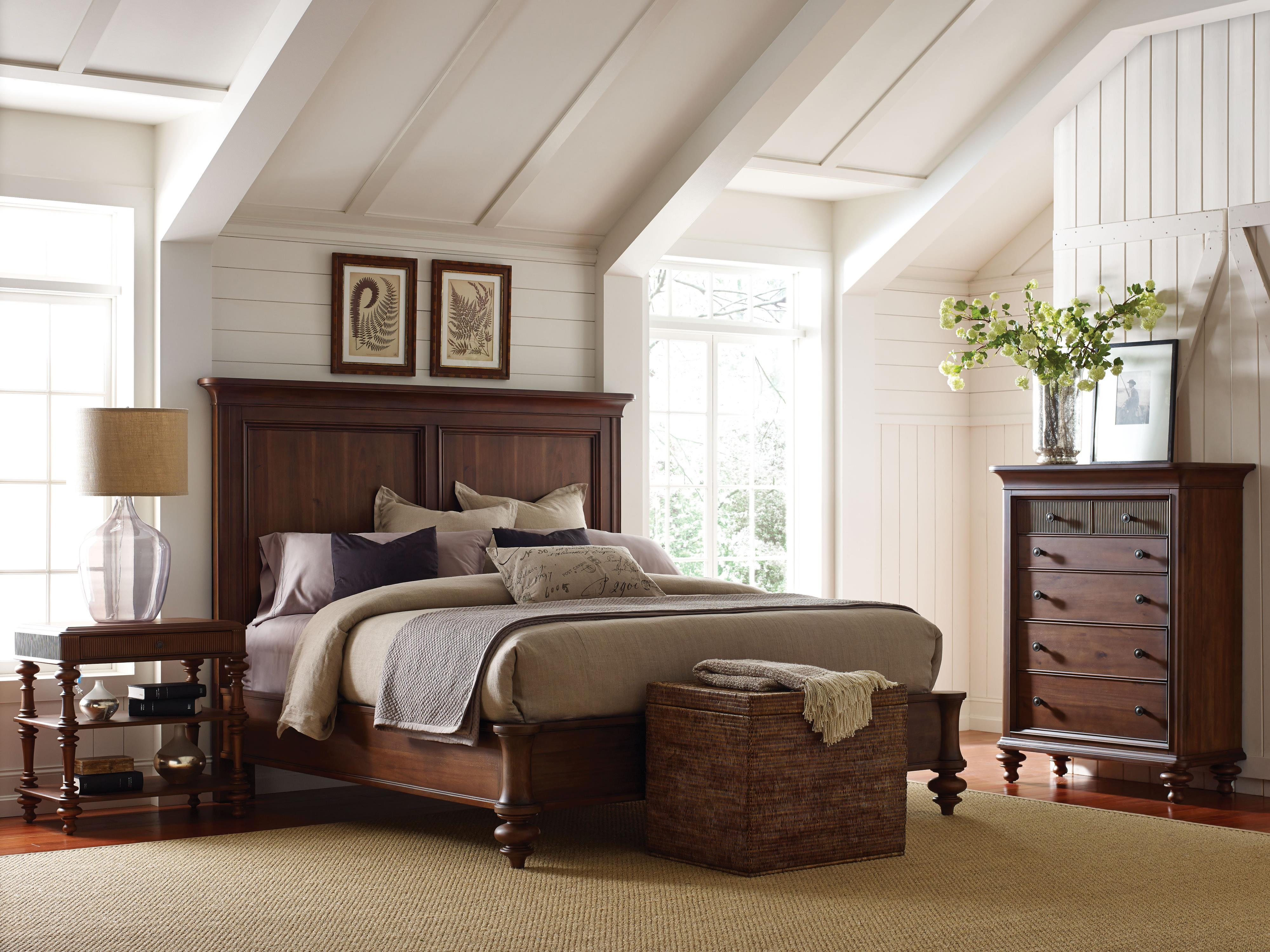 Broyhill Furniture Cascade Queen Bedroom Group - Item Number: 4940 Q Bedroom Group 2