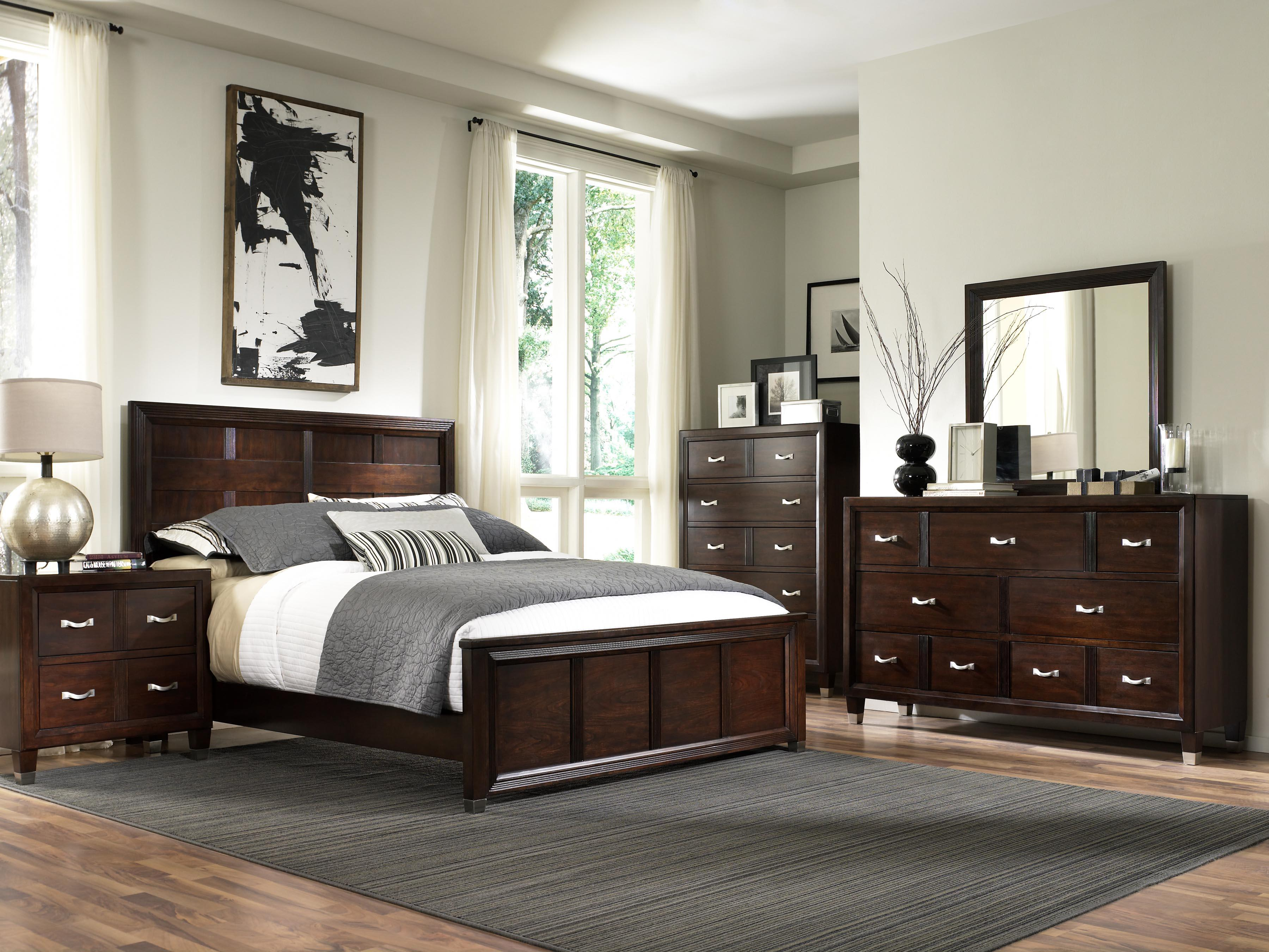 Broyhill Furniture Eastlake 2 King Bedroom Group - Item Number: 4264 K Bedroom Group 2