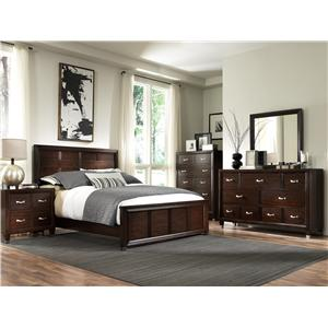 Broyhill Furniture Eastlake 2 Queen Bedroom Group