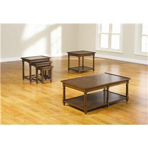 Broyhill Furniture Embassy 2 Rectangular End Table