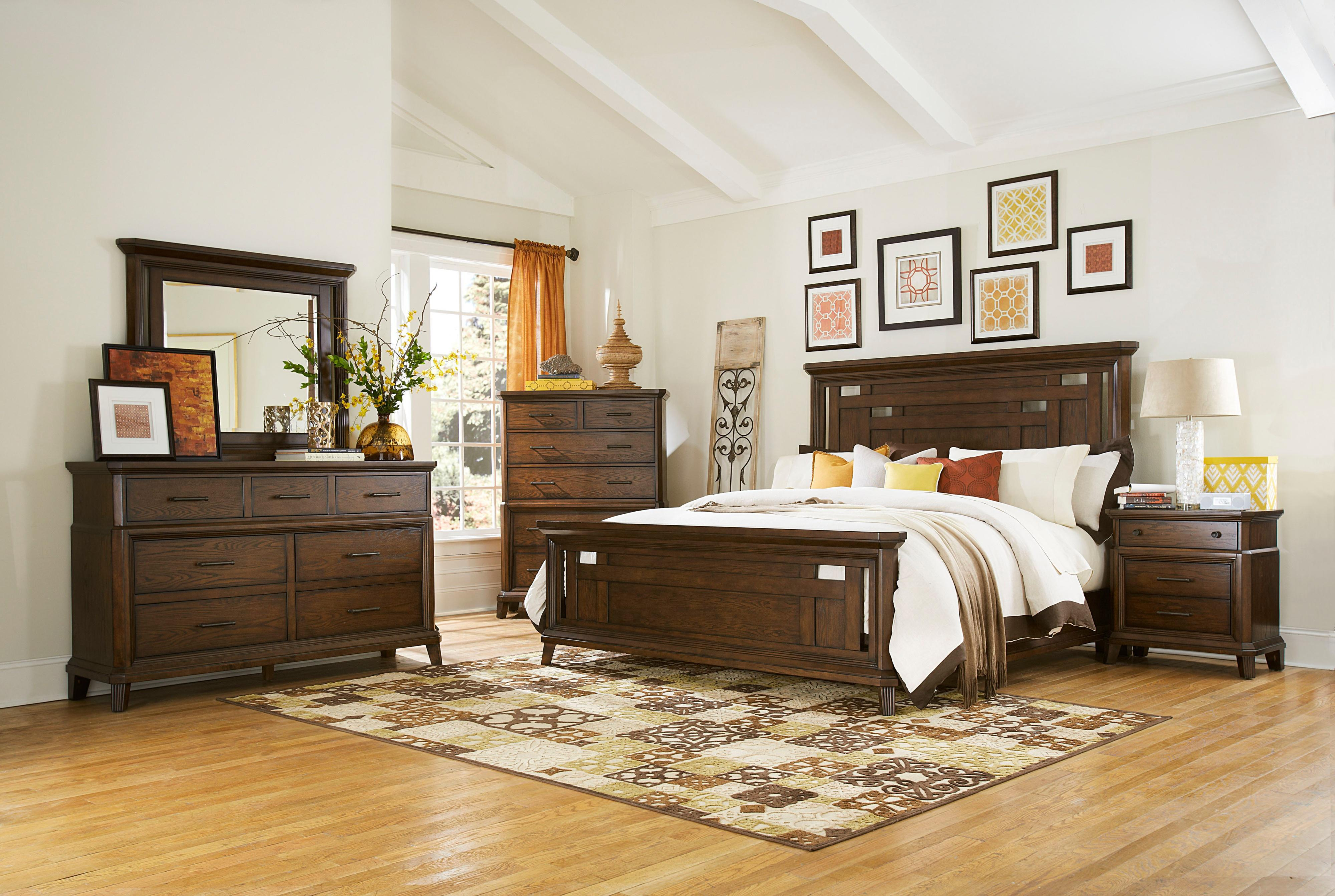 Broyhill Furniture Estes Park Queen Bedroom Group - Item Number: 4364 Q Bedroom Group 2