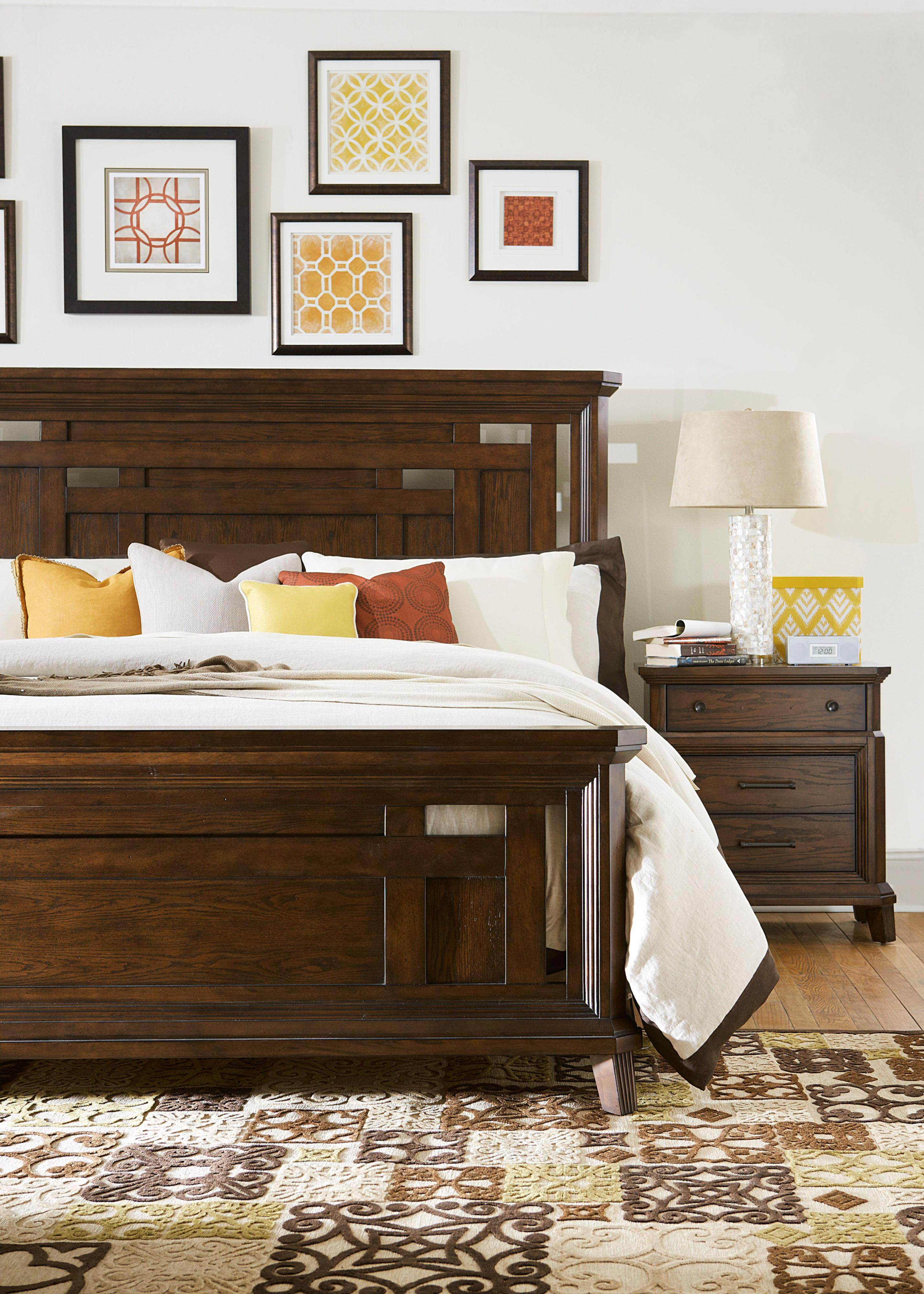 Broyhill Furniture Estes Park King Bedroom Group - Item Number: 4364 K Bedroom Group 3
