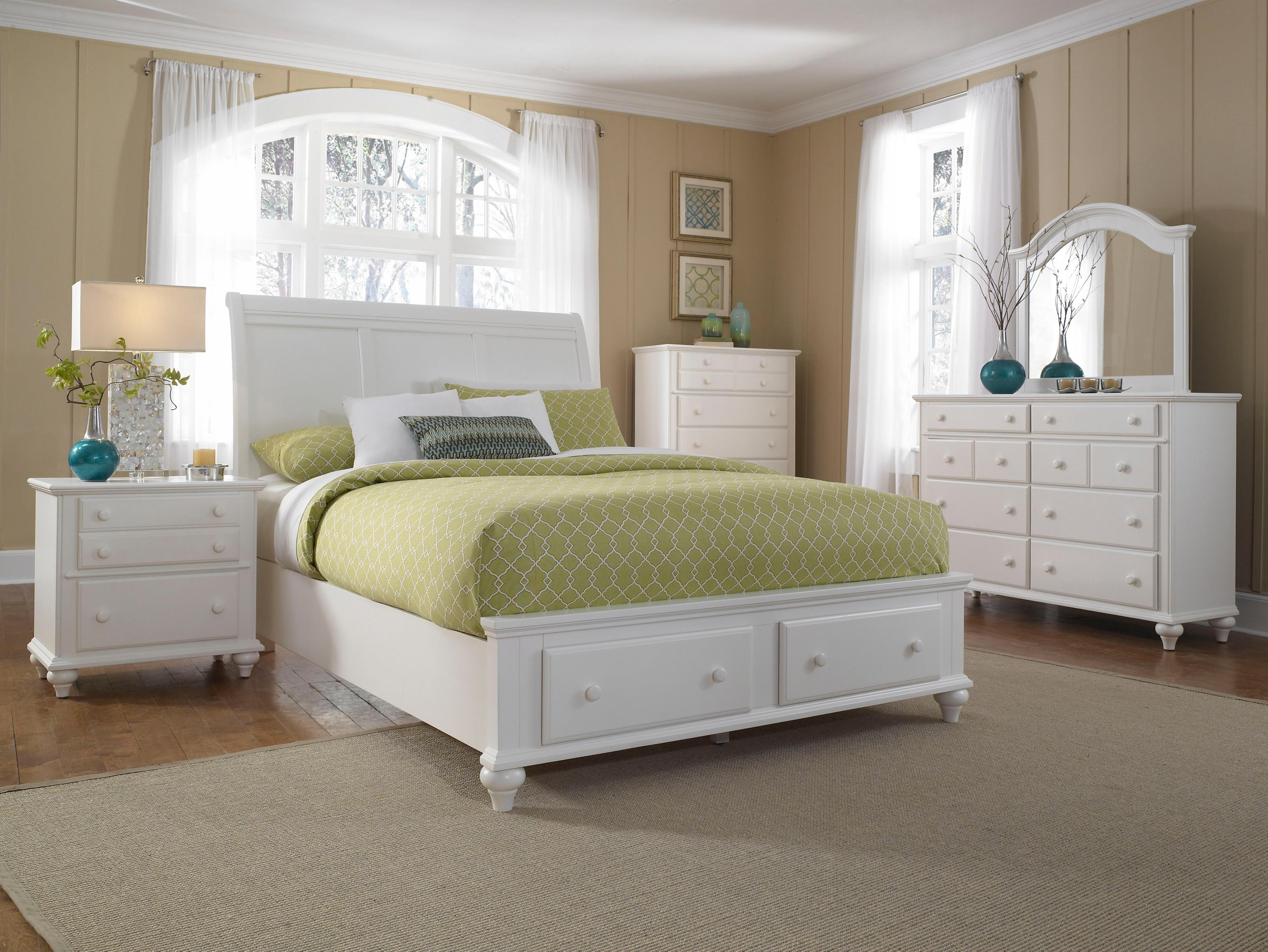 Broyhill Furniture Hayden Place Queen Bedroom Group - Item Number: 4649 Q Bedroom Group 2