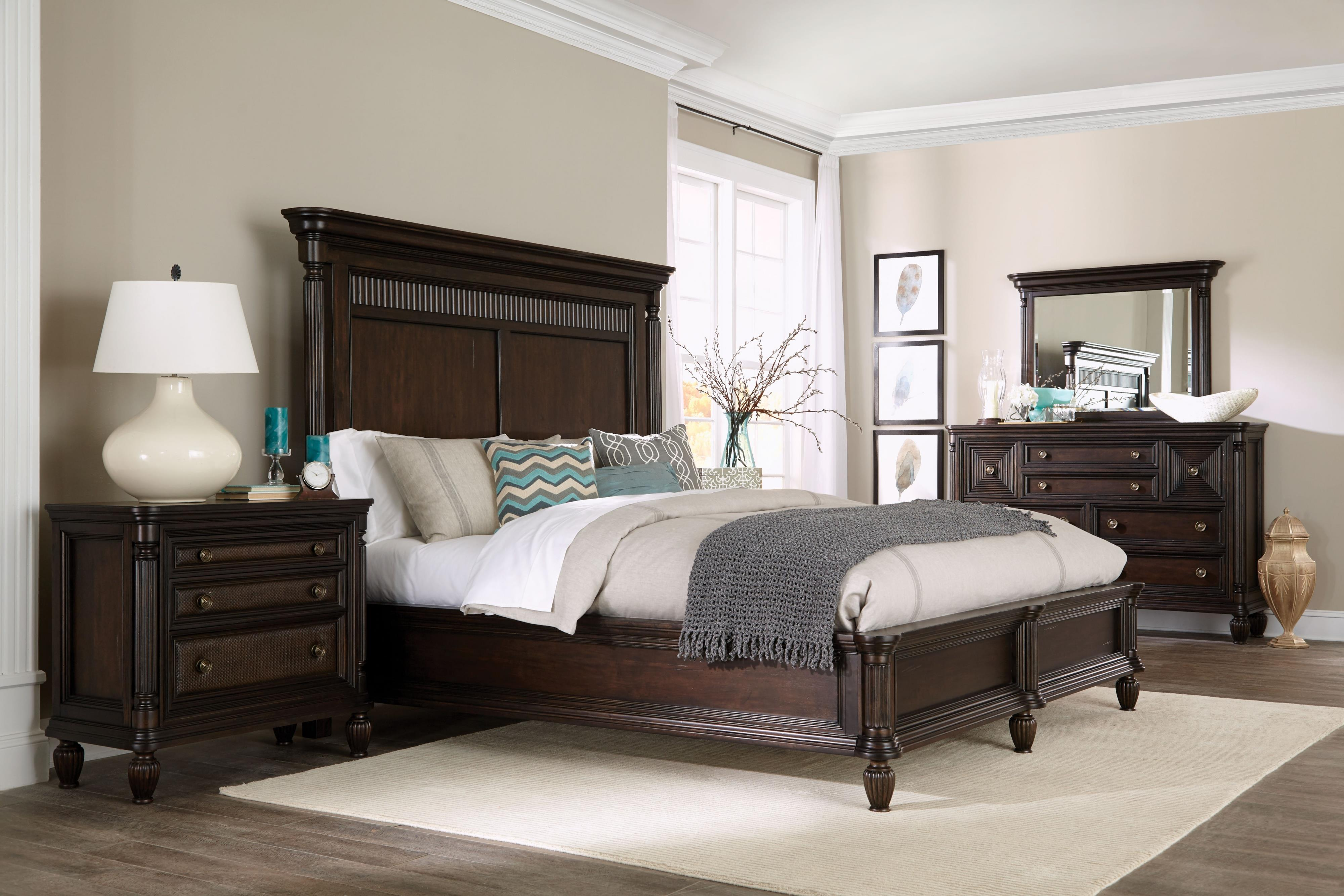 Broyhill Furniture Jessa King Bedroom Group 1 - Item Number: 4980 K Bedroom Group 1