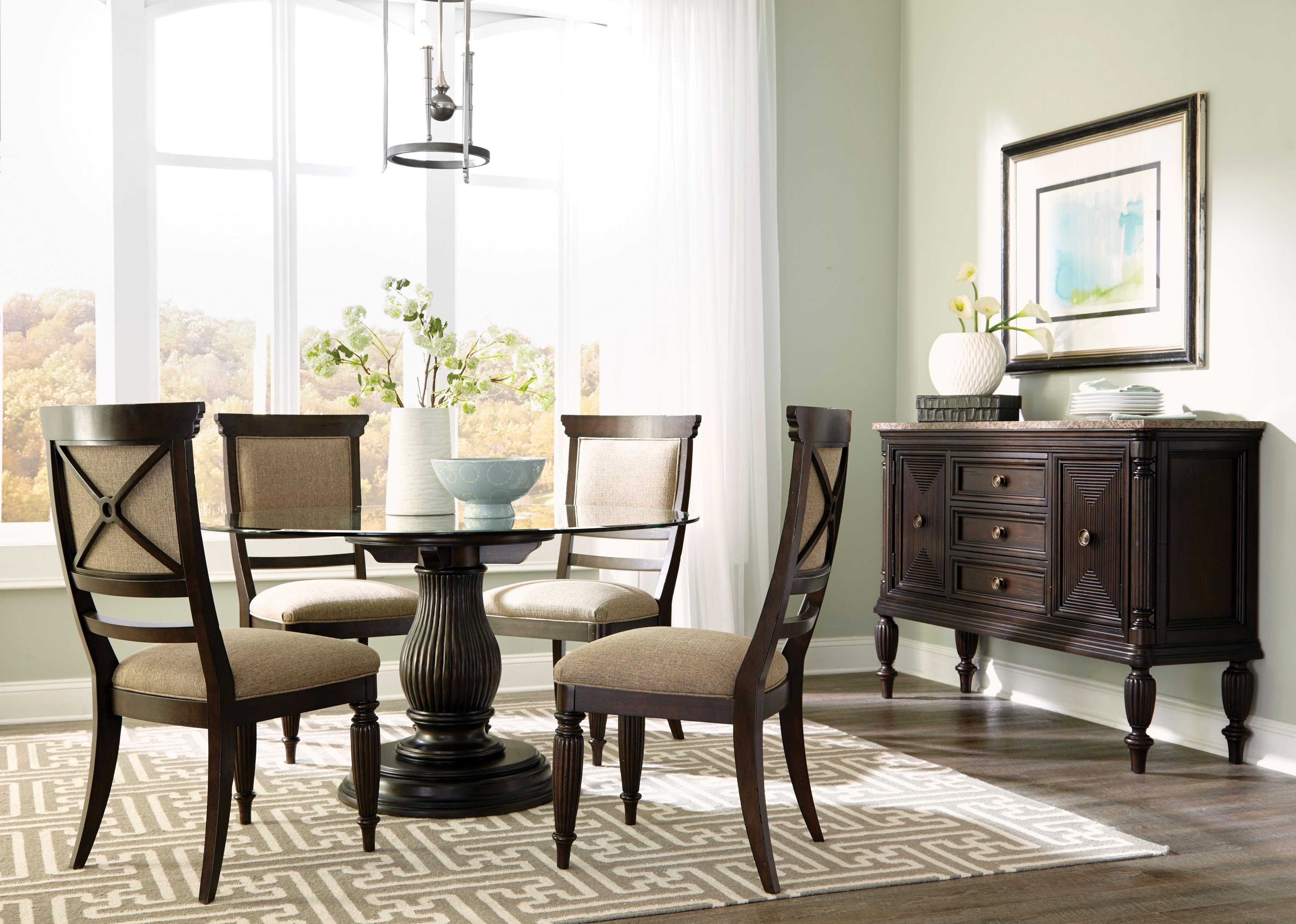 Broyhill Furniture Jessa Casual Dining Room Group - Item Number: 4980 Dining Room Group 2