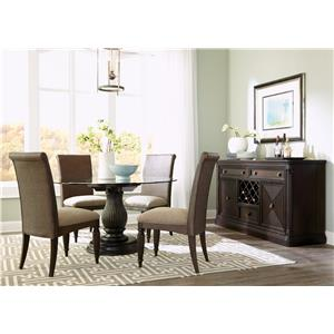 Broyhill Furniture Jessa Formal Dining Room Group