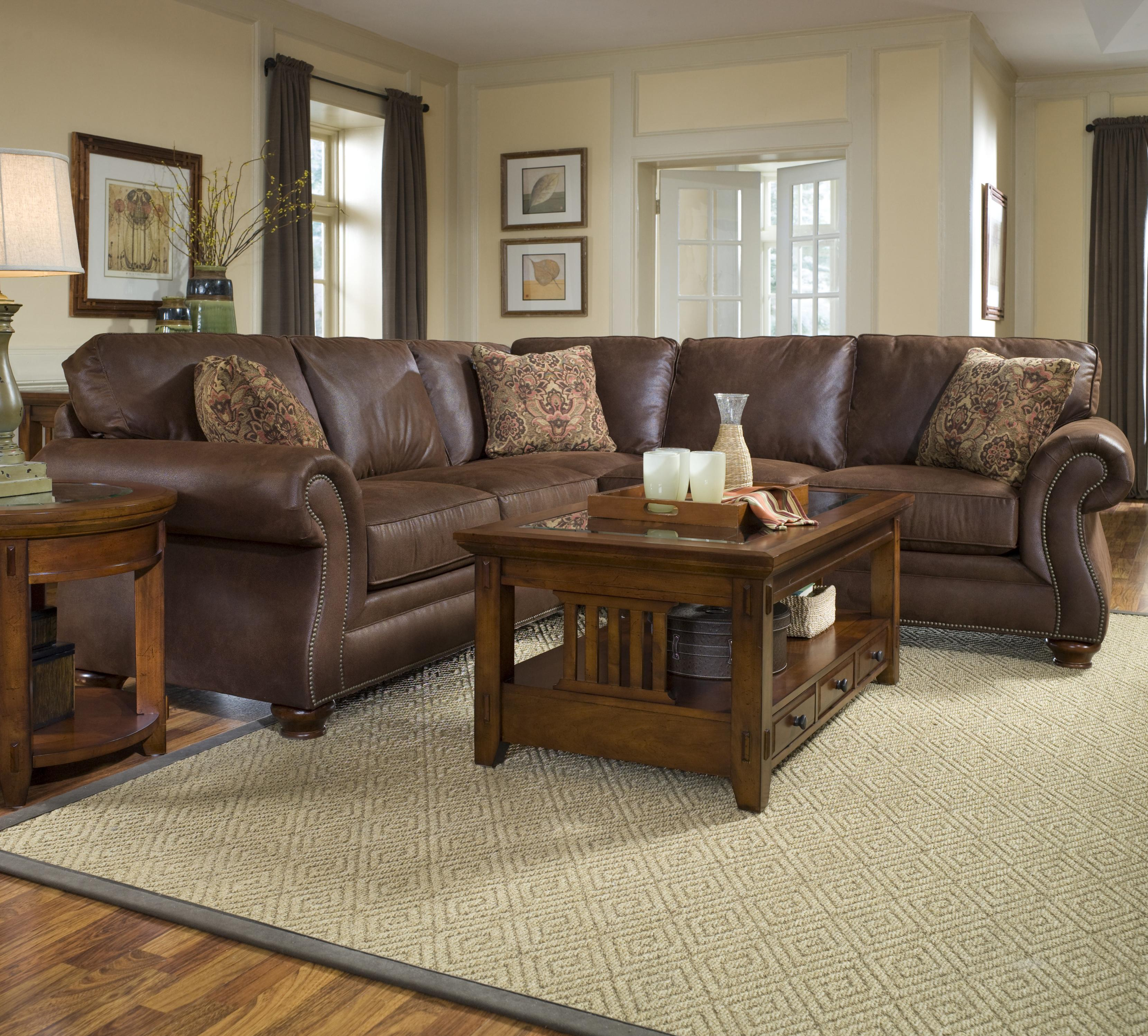 Broyhill Furniture Laramie Stationary Living Room Group | Westrich Furniture  U0026 Appliances | Stationary Living Room Groups