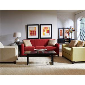 Broyhill Furniture Layla Stationary Living Room Group