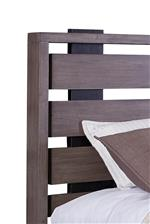 Slatted Headboard and Footboard