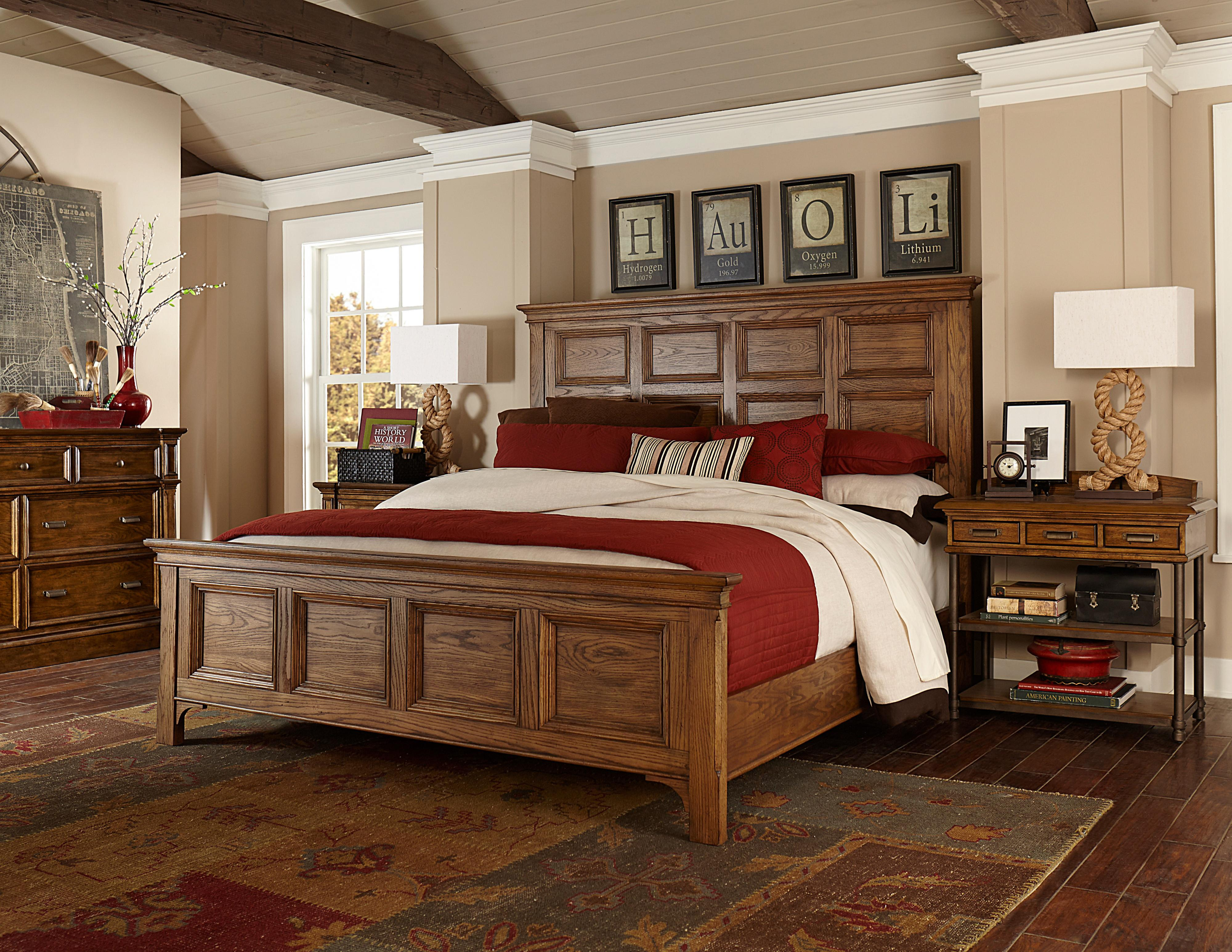 Broyhill Furniture New Vintage California King Bedroom Group - Item Number: 4808 CK Bedroom Group 1