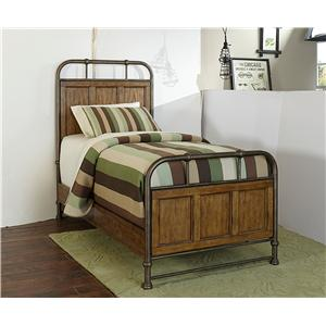 Broyhill Furniture New Vintage Lift Top Storage Bench