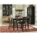 Broyhill Furniture New Vintage Dining Room Group - Item Number: 4809 Dining Room Group 1