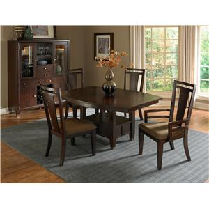 Broyhill Furniture Northern Lights Formal Dining Room Group