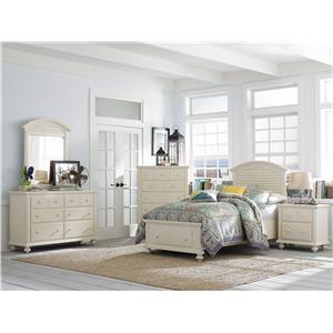 Broyhill Furniture Seabrooke Twin Bedroom Group
