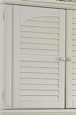 Louvered Panel Doors