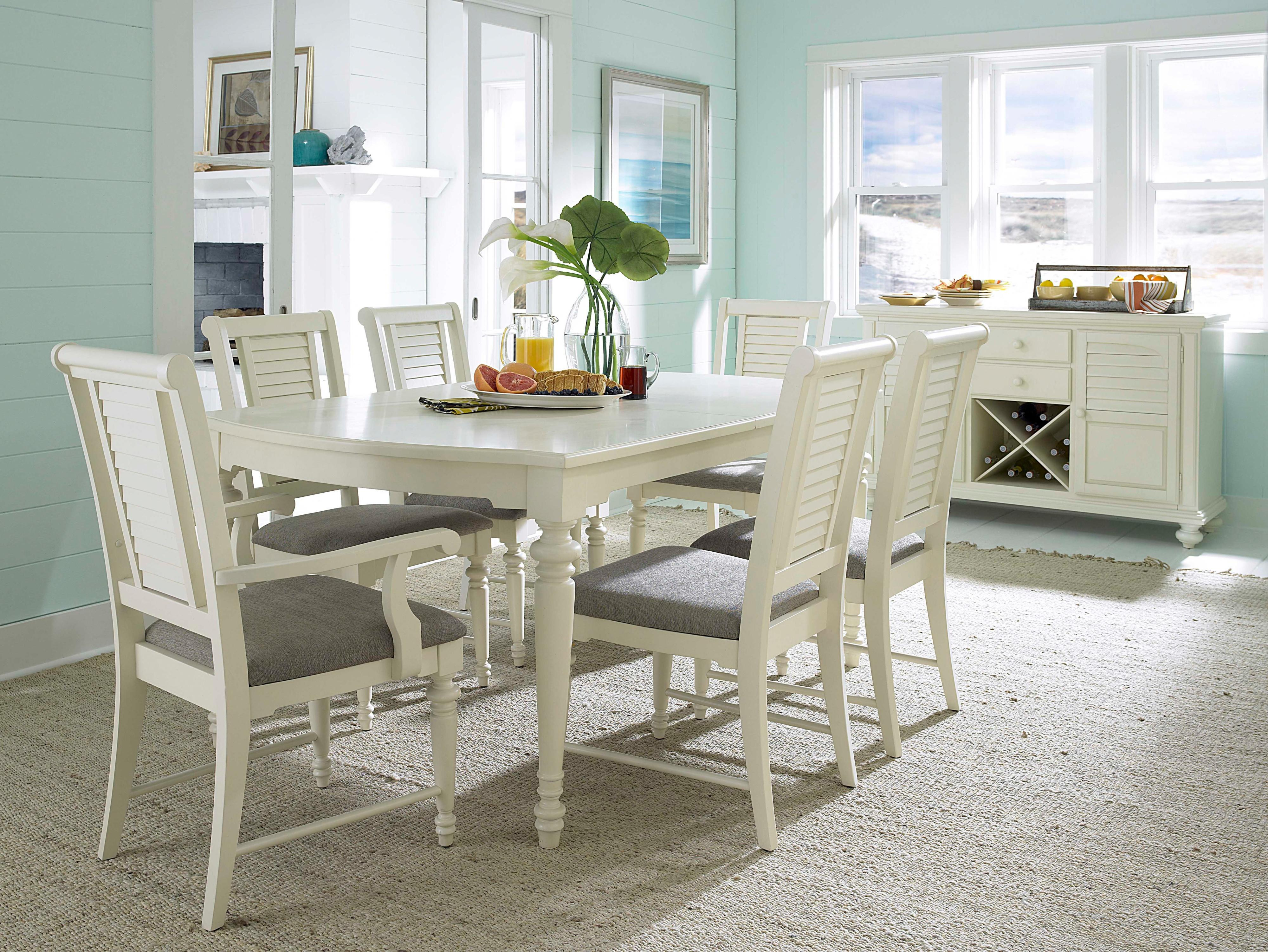 Broyhill Furniture Seabrooke Formal Dining Room Group | Bullard Furniture |  Formal Dining Room Groups Fayetteville, NC