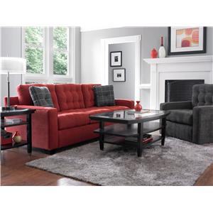 Broyhill Furniture Tribeca Stationary Living Room Group