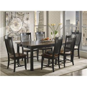 Canadel Champlain - Custom Dining Customizable Side Chair