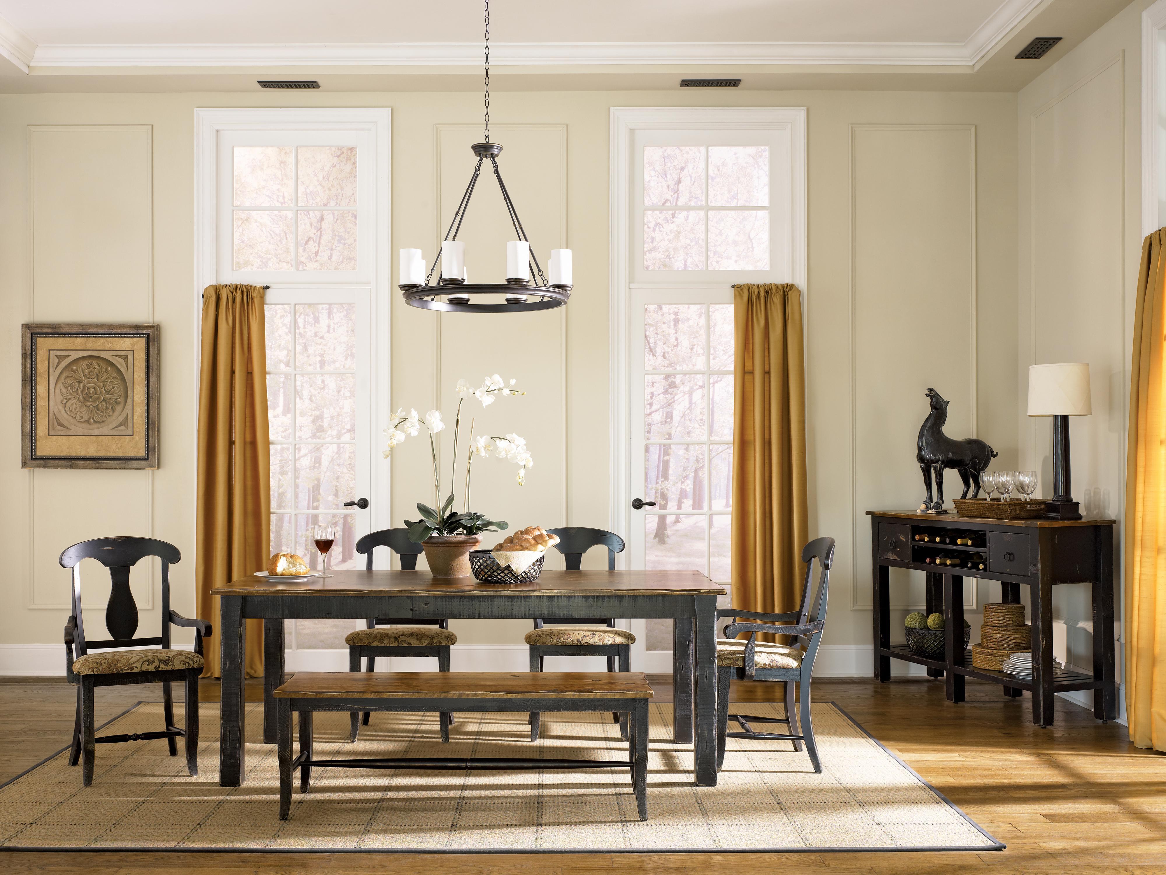Canadel Champlain Custom Dining Customizable Upholstered