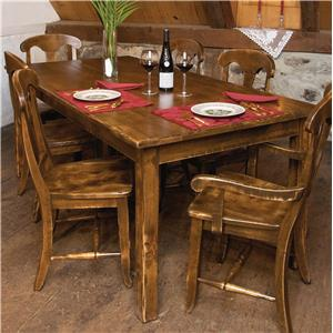 Canadel Champlain - Custom Dining Customizable 30