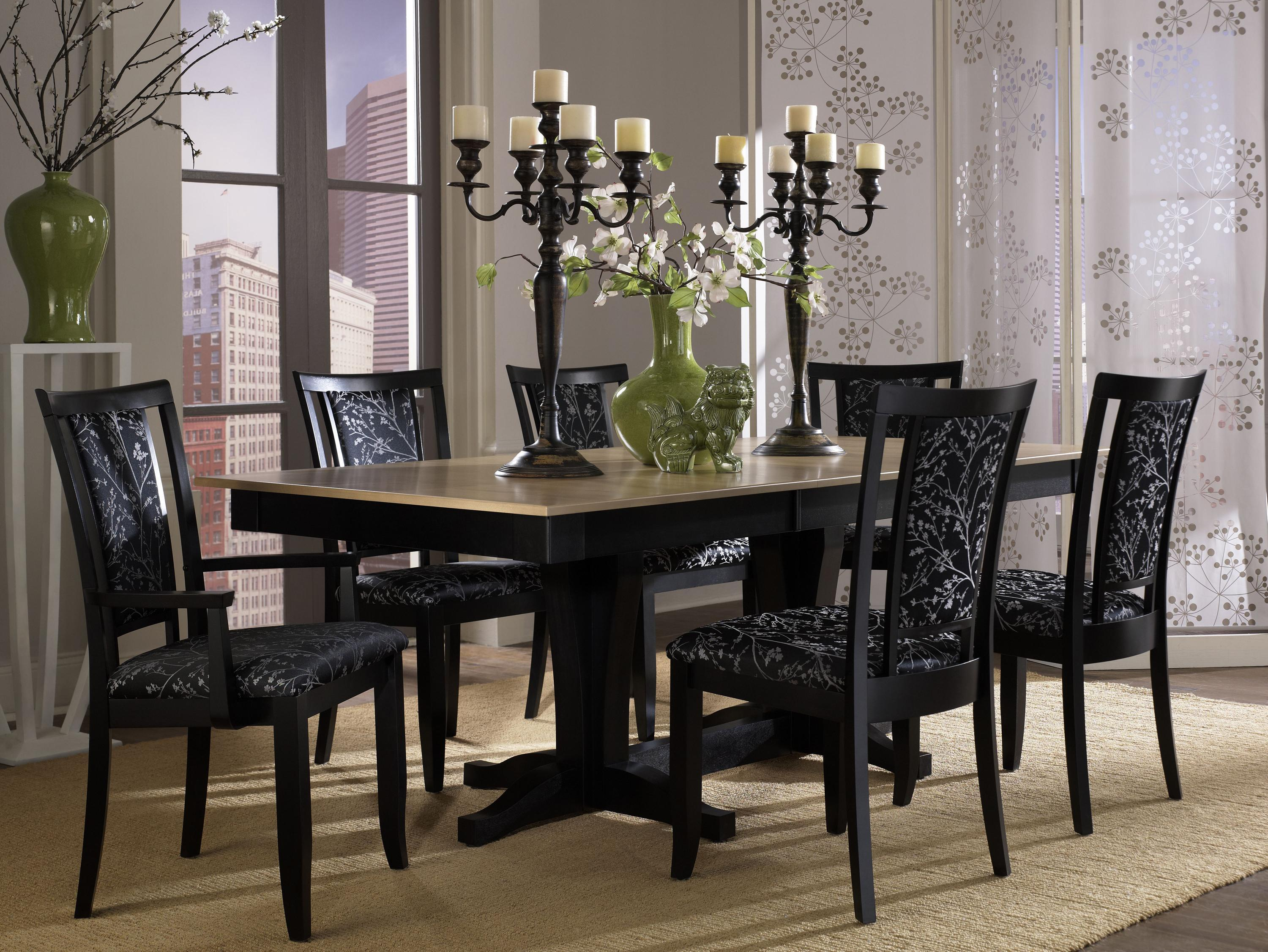 Canadel Custom Dining - Contemporary Customizable Upholstered Side ...