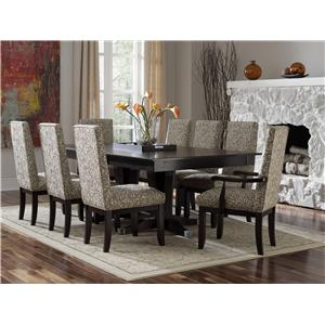 Canadel Custom Dining - Contemporary Customizable 48