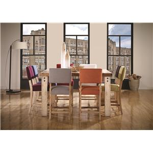 Canadel Loft - Custom Dining Customizable Upholstered 24