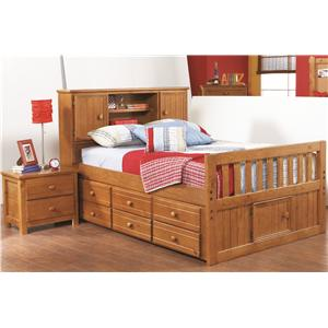 Morris Home Furnishings Cisco Chest w/ 5 Drawers