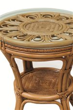 Wicker and Rattan Framing and Designs Can Be Casual and Comfortable as Well as Elegant and Sophisticated