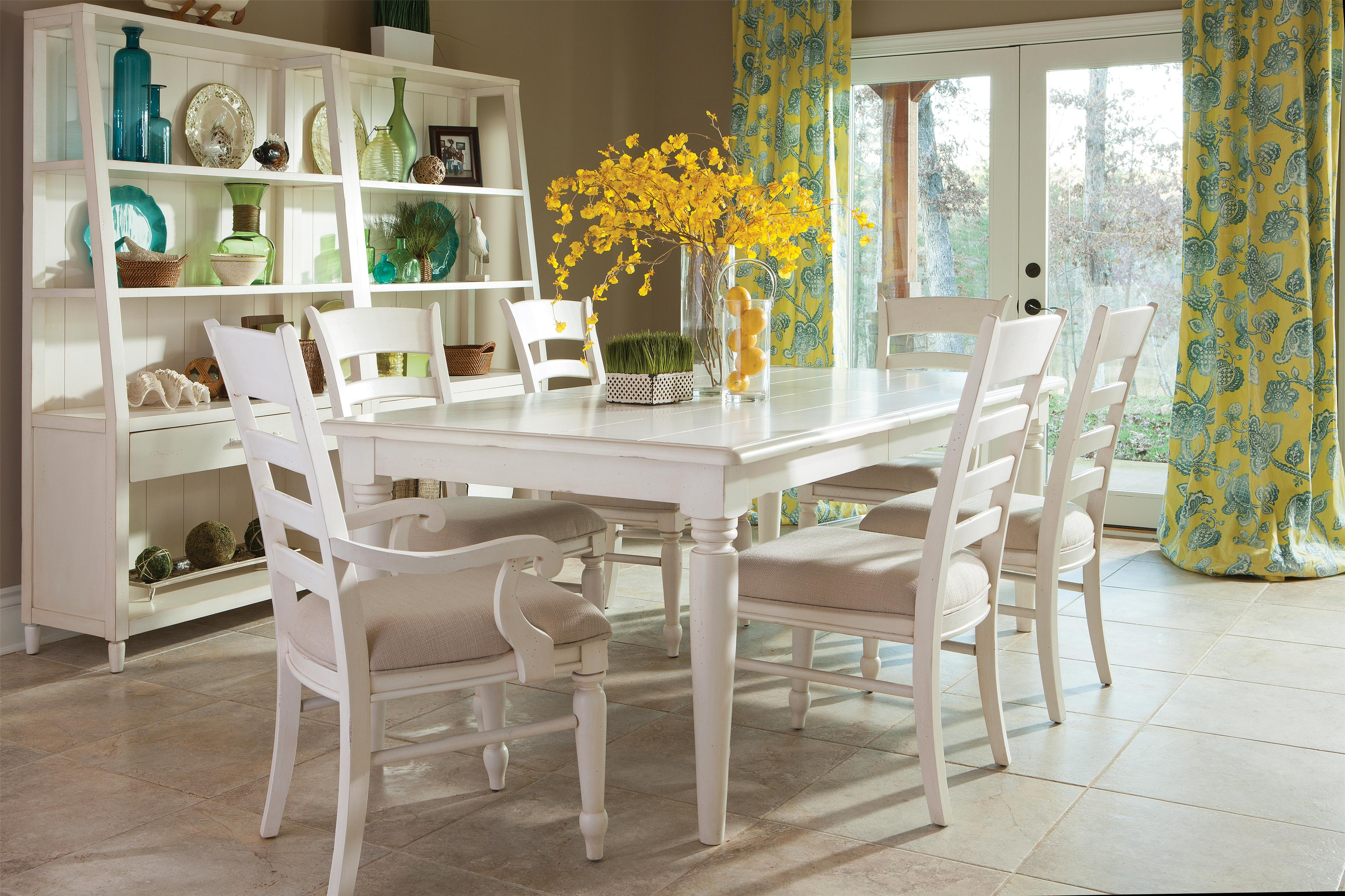 Carolina Preserves by Klaussner Sea Breeze Dining Room Group - Item Number: 424 Dining Room Group 2