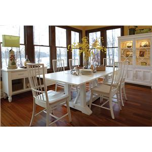 Easton Collection Sea Breeze Dining Room Group