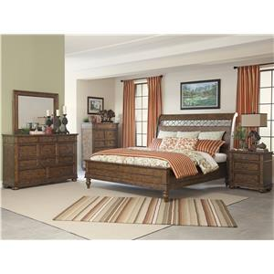 Carolina Preserves by Klaussner Southern Pines King Bedroom Group