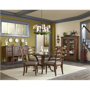 Carolina Preserves by Klaussner Southern Pines Casual Dining Room Group