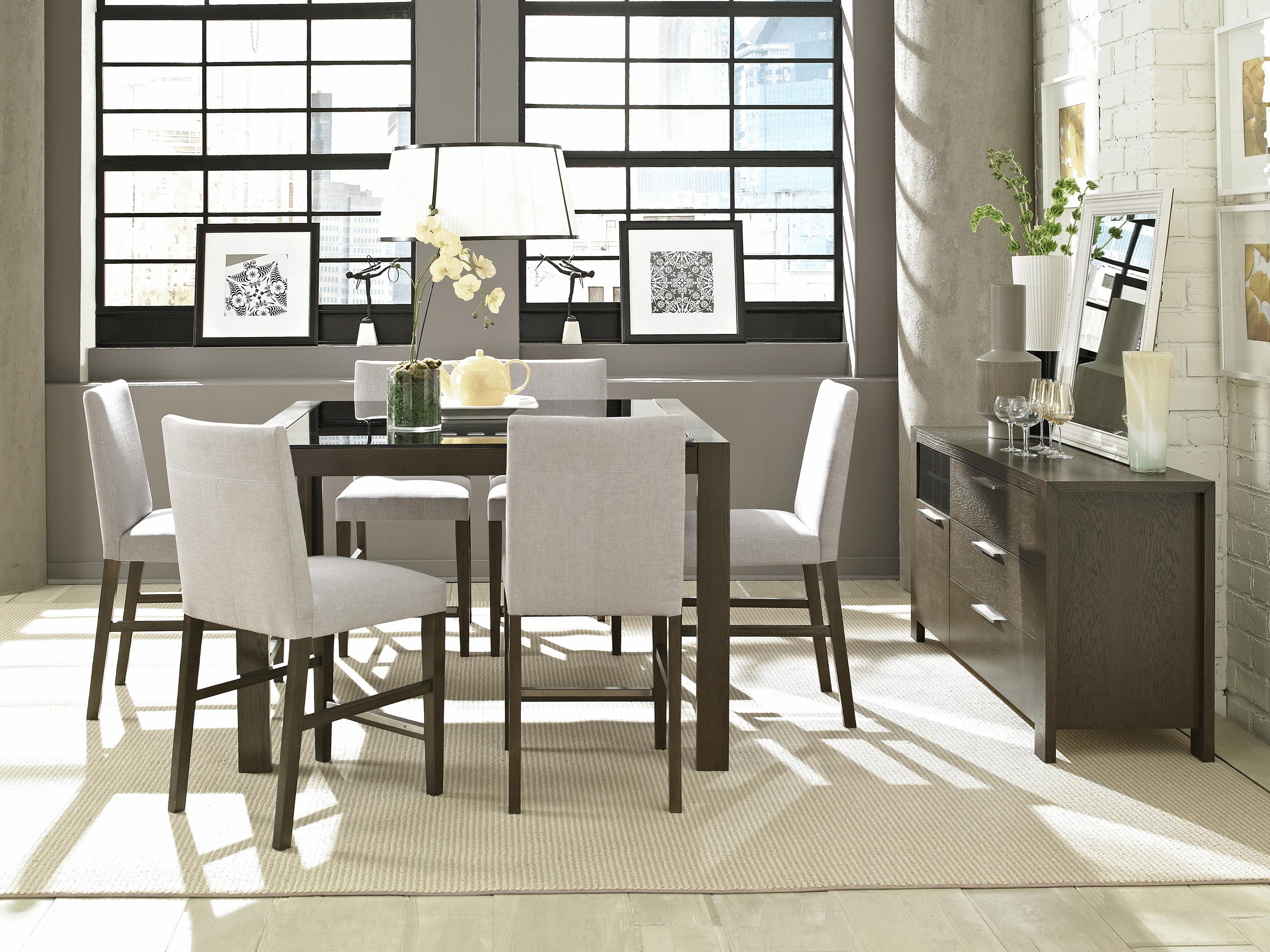 Canadian Dining Room Furniture casana montreal table and chair set | stoney creek furniture