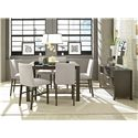 Belfort Select Modera Formal Dining Room Group - Item Number: 525 Dining Room Group 1