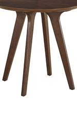 Rubber Wood Tapered Legs