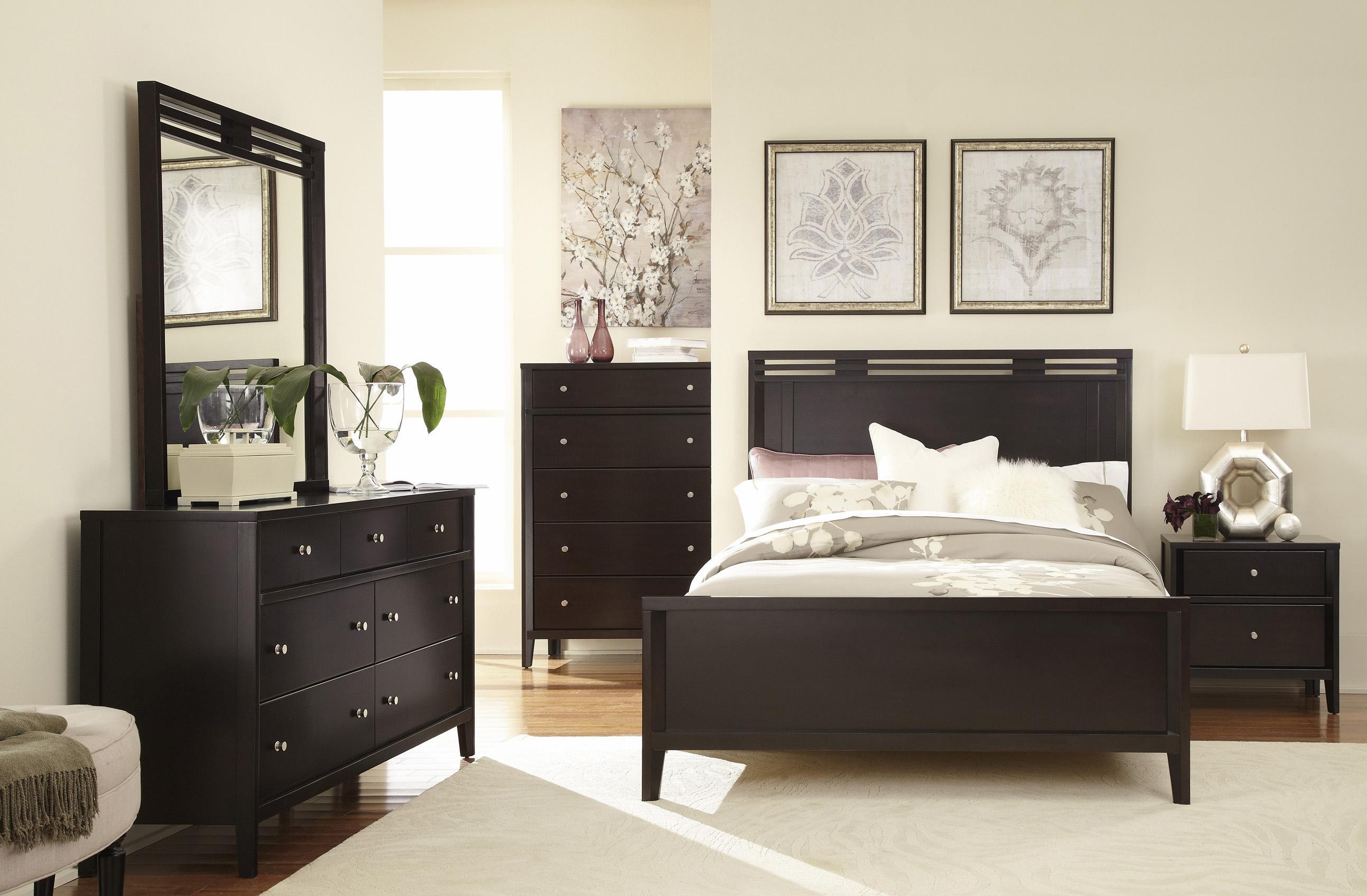 Belfort Select East Gate Queen Bedroom Group - Item Number: 355 Q Bedroom Group 1