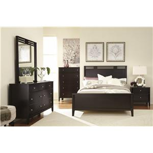 Belfort Select East Gate King Bedroom Group