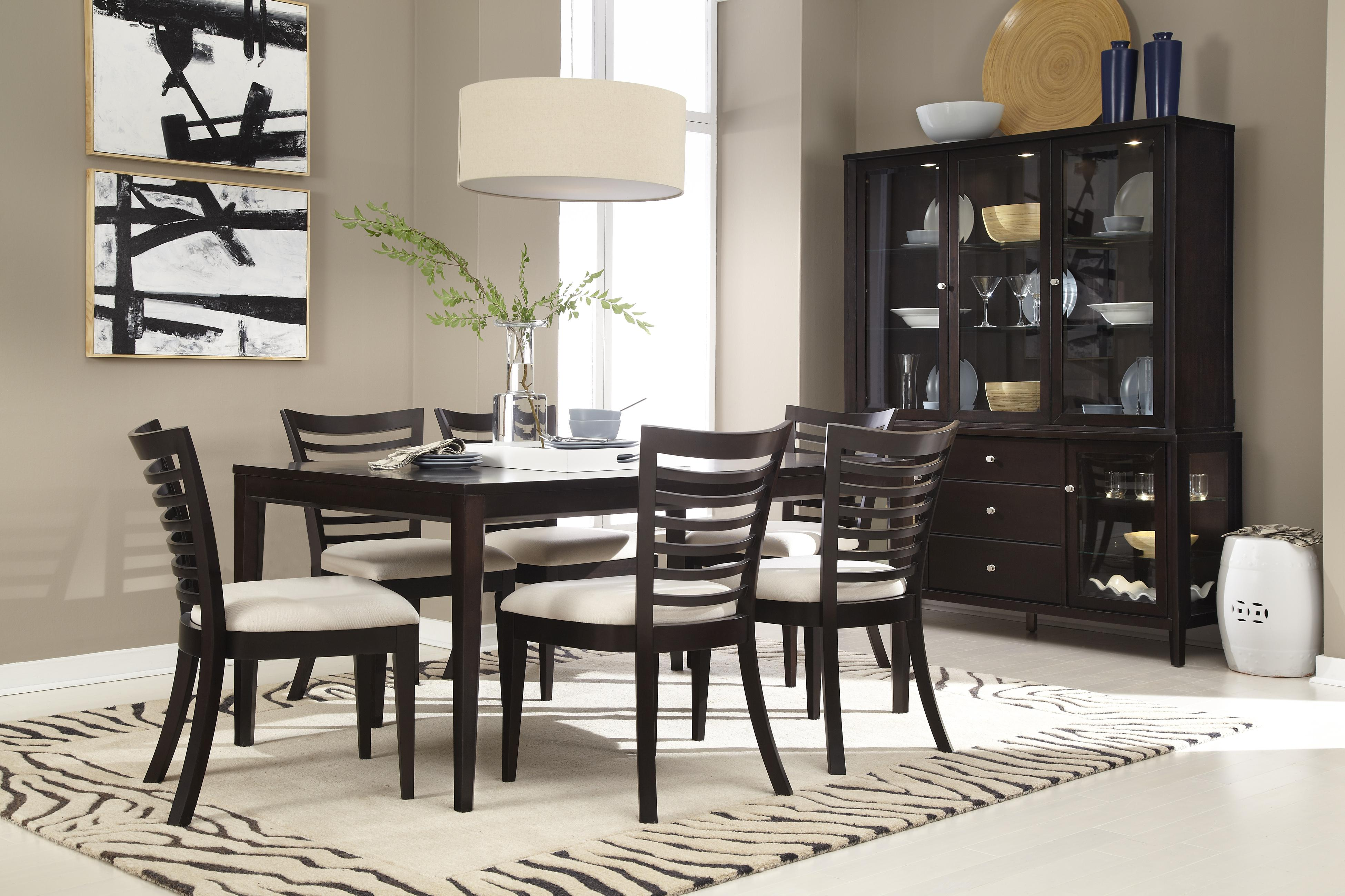 Belfort Select East Gate Casual Dining Room Group - Item Number: 355 Dining Room Group 1