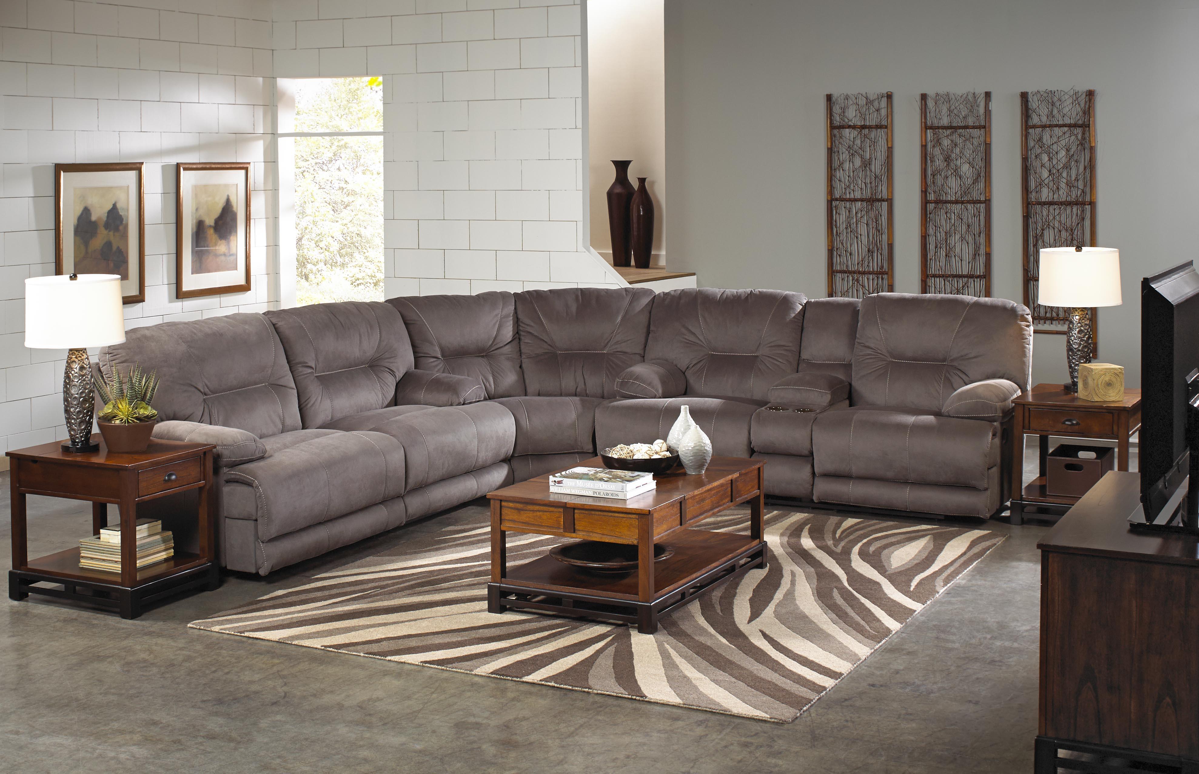 Catnapper Sectional Sofa hmmi