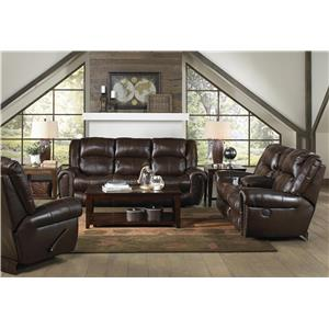 Catnapper 466-Jordan Reclining Living Room Group