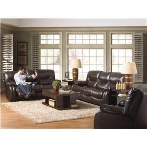 Catnapper Arlington Reclining Living Room Group