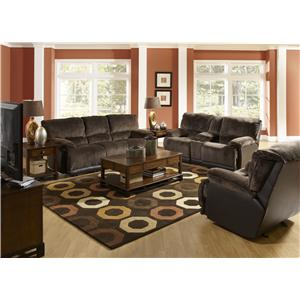 Catnapper Escalade 171 Reclining Living Room Group