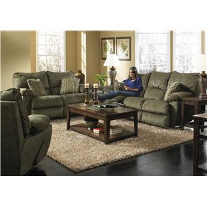 Catnapper Gavin 145 Reclining Living Room Group