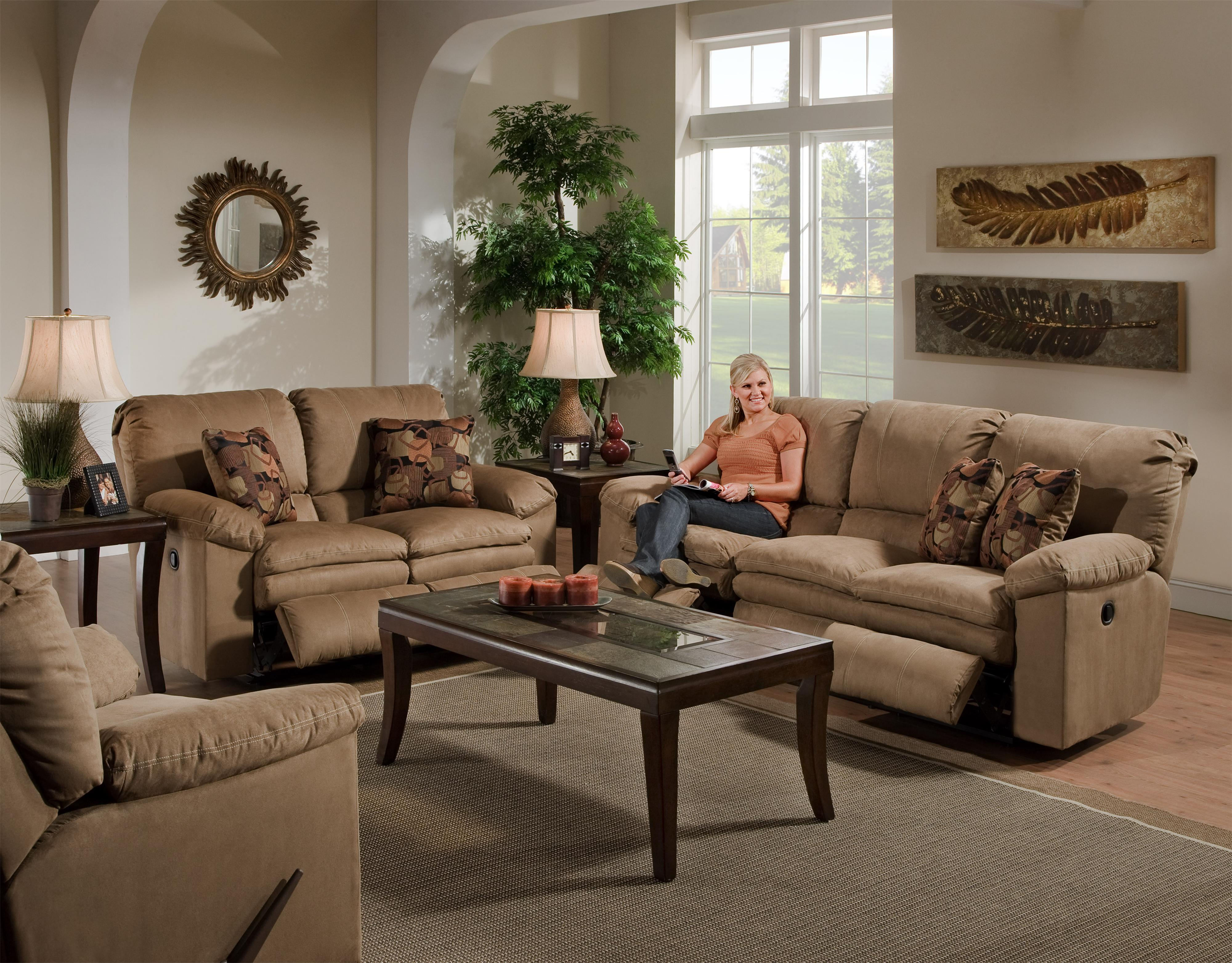 fashionable country living room furniture. Impulse 124 By Catnapper Fashionable Country Living Room Furniture