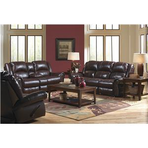 Catnapper Livingston Reclining Living Room Group