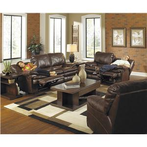 Catnapper Perez Reclining Living Room Group