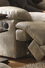 Sofa and Love Seat Recline Button with Half Up Feet Recline