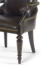 Distinct and Sophisticated Turned Legs